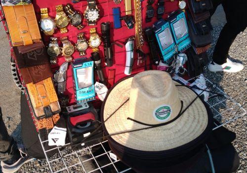 Sem estarem regulamentados, vendedores ambulantes tem mercadorias apreendidas em Ituporanga
