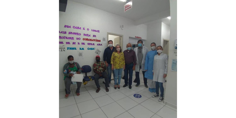 Vinte pessoas  procuram o posto de saúde em Ituporanga em primeiro dia de Atendimento Noturno